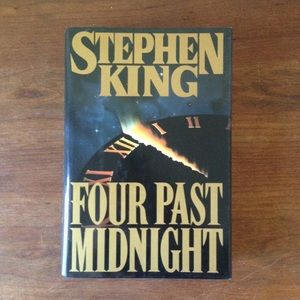 """Stephen King """"Four Past Midnight"""""""